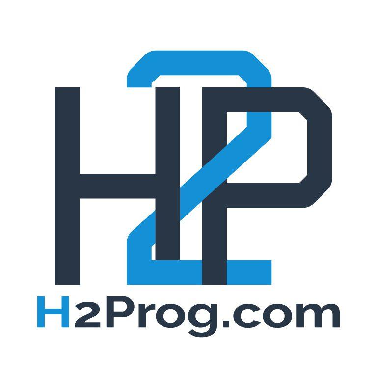 Logo H2PROG - Formation développement web