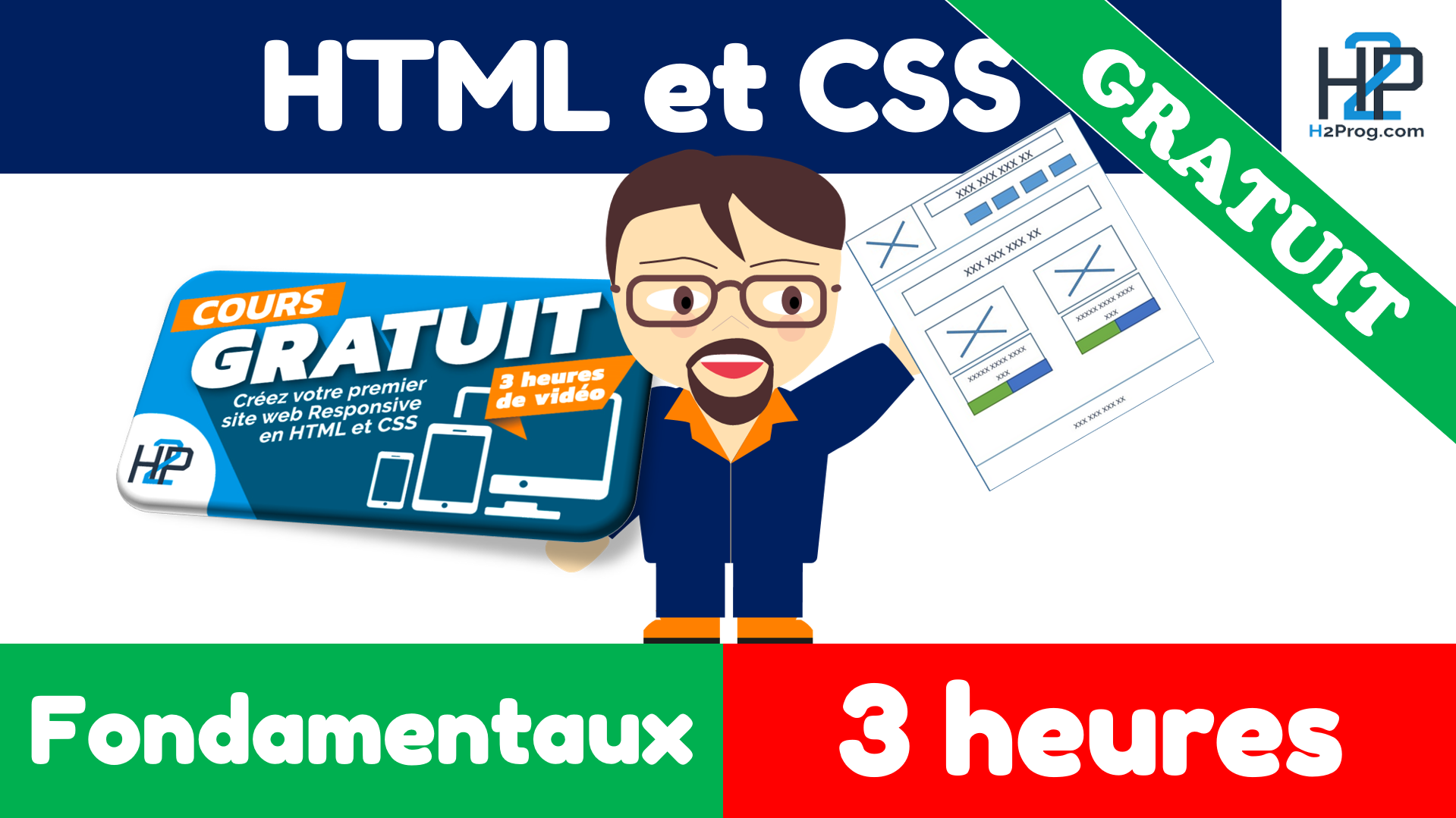 cours HTML et CSS
