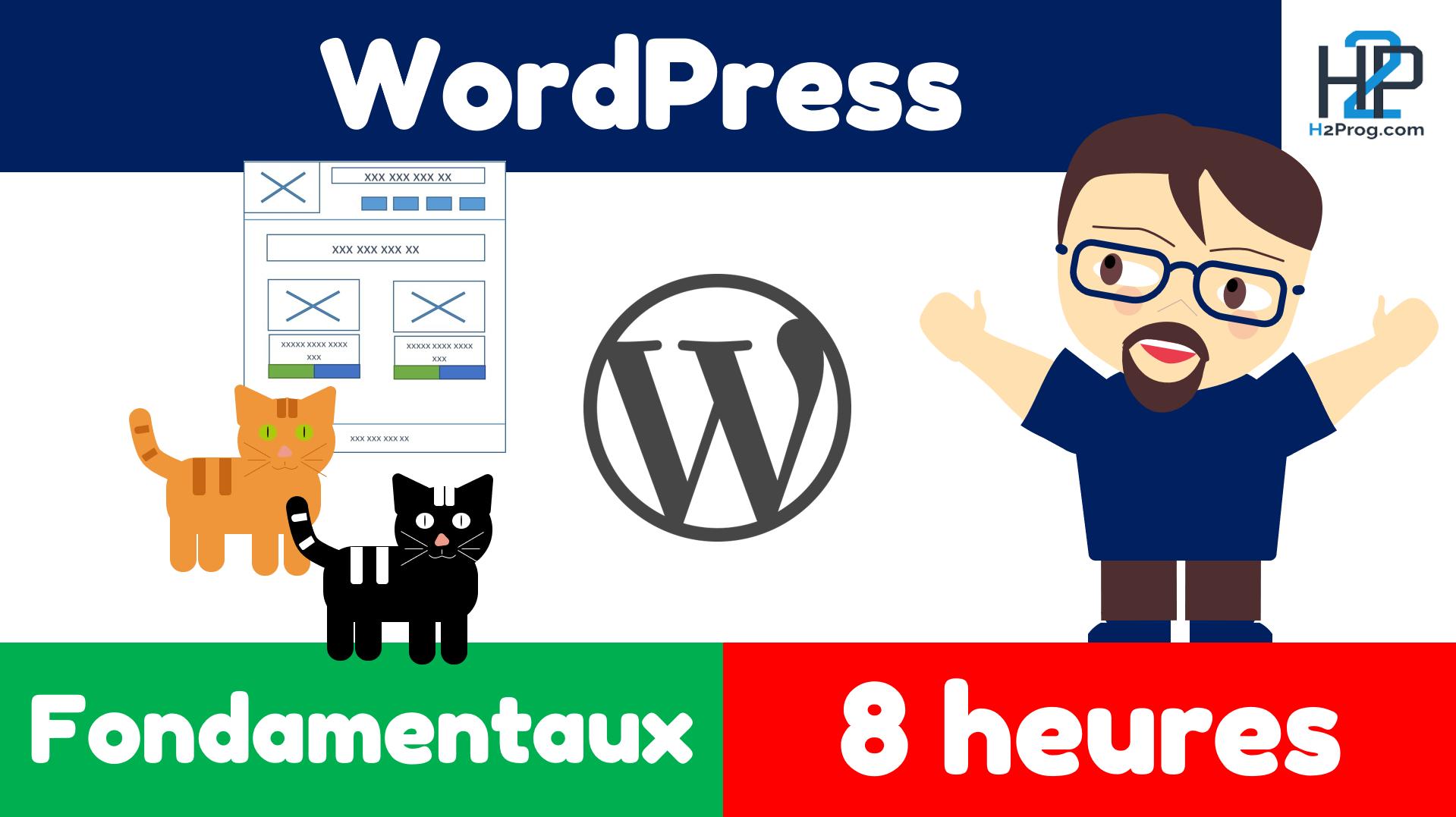 Cours WordPress