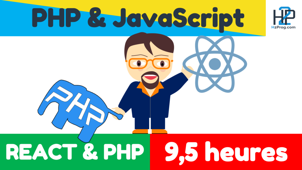 cours REACT et PHP
