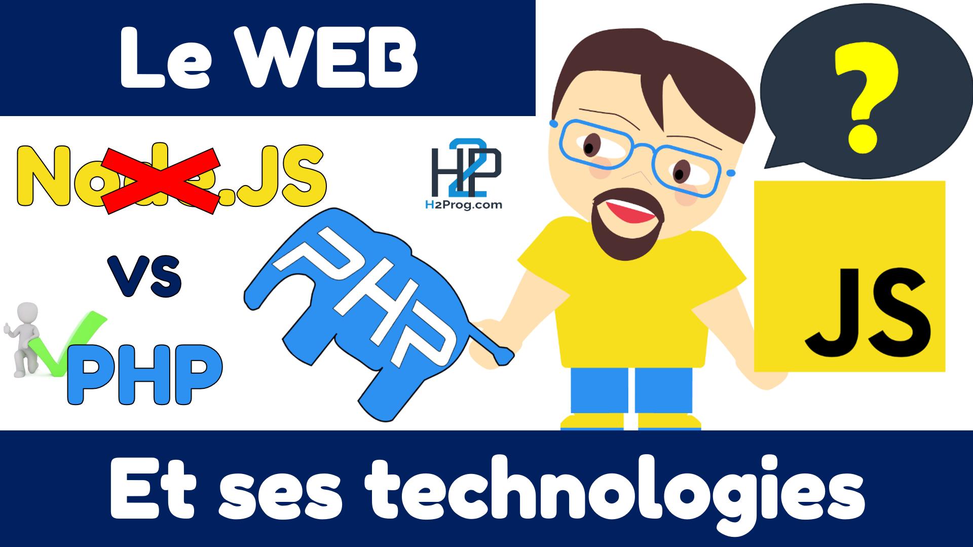 vignette tech du web